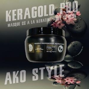 KERAGOLD PRO Masque CC à la...