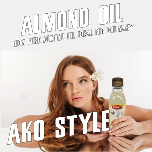 Oil Almond 100% pure  100ML